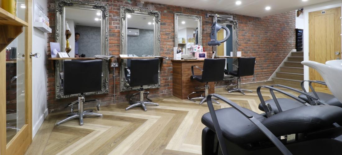 wash basins and hair styling kitui salon