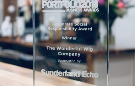 Sunderland echo award win CSR